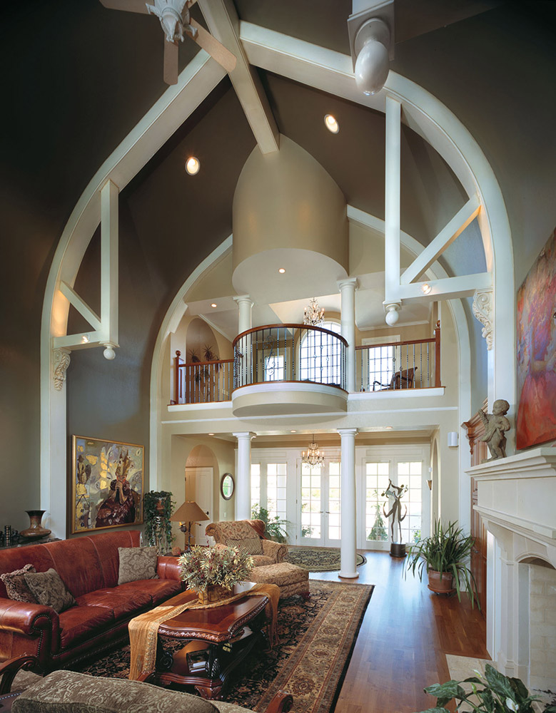 Greatroom Design With A View in Washington County, Wisconsin